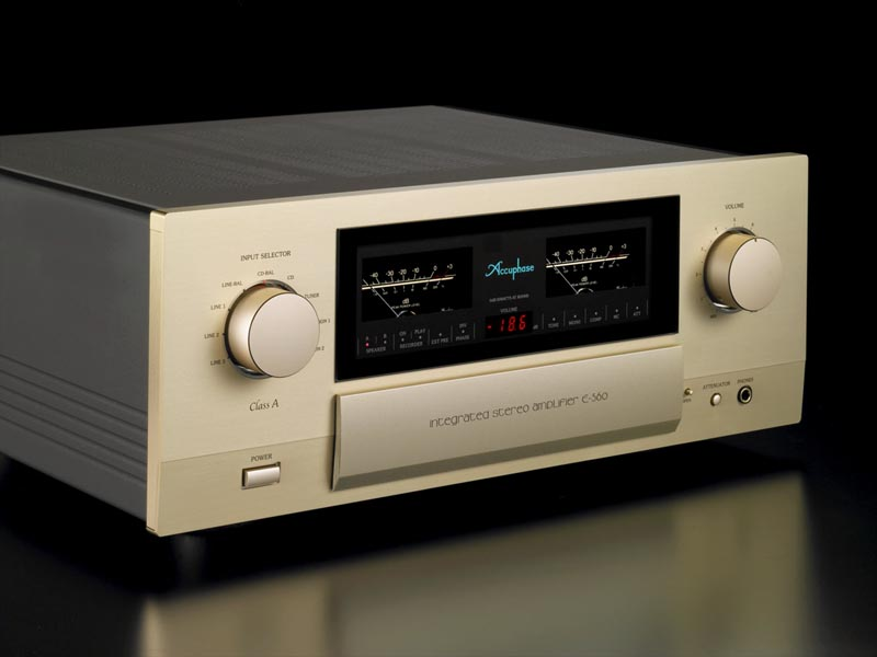 Accuphase E-560 SUPERSTAR - News