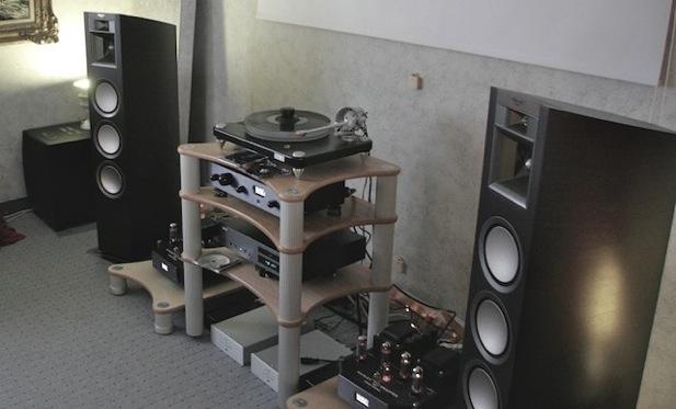 les klipsch palladium p 37f l coute actualit s. Black Bedroom Furniture Sets. Home Design Ideas
